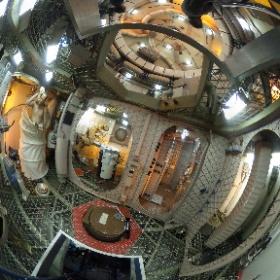 Space Center Houston USA capsule #theta360
