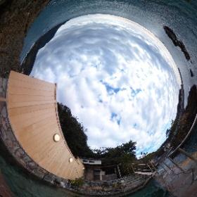 今井浜温泉 舟戸の番屋 露天風呂