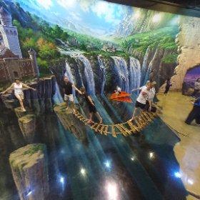 Art in Paradise Bangkok is an family fun interactive museum where you can create cool stuff, our visit https://goo.gl/9yf8uB BEST HASHTAGS #ArtInParadiseBkk  #BkkMuseum   #BkkKidsStuff  #BkkFamilyFun
