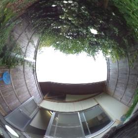 土肥温泉 楠の湯 露天風呂