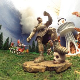 #360 image for viewing in #VirtualReality #Warhammer Www.ThisIsMeInVR.com  #theta360