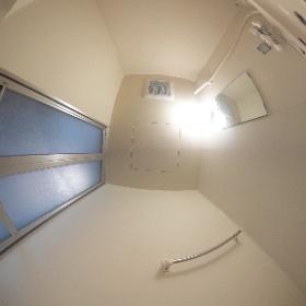 ル・ノール白石駅前Ⅱ306号室(1R・Bタイプ)モデル・浴室