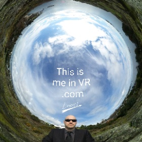 This is me in VR.com  360 image