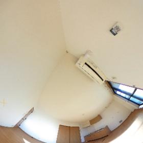 長野市大豆島の賃貸アパート アネックス町田2000G102号室。 LDK内観写真です。 2020年1月11日撮影 #長野市 #大豆島 #アパート #内観 #360° #株式会社M&M・エコハウジング #theta360