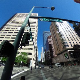 Photo le carrefour Tremont Pl & 17th avenue à Denver / Colorado / USA #theta360