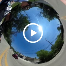 360 video of the Iron Justice 2016 ride  Can only post 11 seconds after that the file is to big.