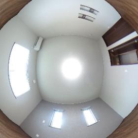 神田新町 主寝室 #theta360