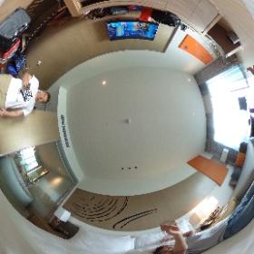 パタヤ・ジョムティエンビーチにあるモーベンピックサイアムホテルのお部屋紹介☆ #thai #pattaya #movenpick #hotel #theta360