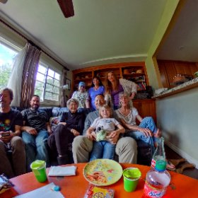 Happy Birthday Dad!  #theta360
