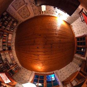 Bedroom, lower floor, www.chaletlajoux.com