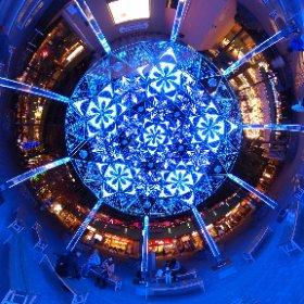 Tokyo dome city #theta360