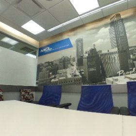 Better look inside our conference room.