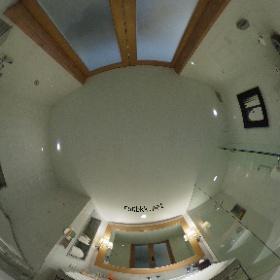ルブア アット ステート タワー (lebua at State Tower) 浴室01 #ルブアアットステートタワー #lebuaatStateTower #bangkok #thailand #バンコク #タイ #taroimopanda #theta360