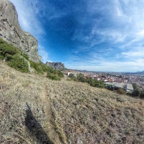 Meteora #greece #theta360