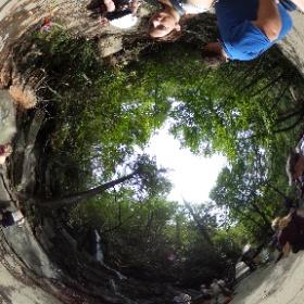 Laurel Fall, Great Smoky Mountain National Park USA  #theta360