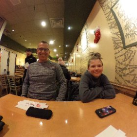 Sushi night @Hayashi!!! Yum!  #sushi #food #dinnerporn #theta360