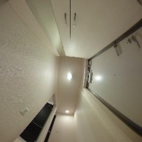 ボルボ 203 玄関