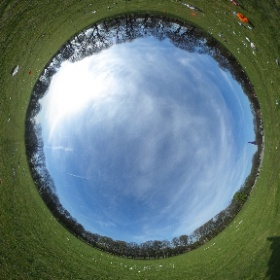Love the Sun, Love the Planet too... #theta360