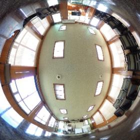 中古艇ドットコム 屋形船18m 客室内写真 #theta360