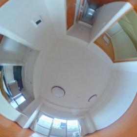 中古マンション サーパス新荘、内観パノラマです。#水戸市 #新荘三丁目 #中古マンション #売買 #不動産 #新荘小学校 #投資 #theta360
