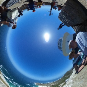 Cape Point, South Africa #theta360