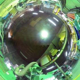 西山紙器工場内360度パノラマ映像