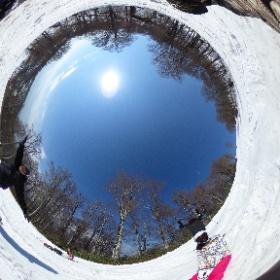 #野沢温泉スキー場 #snow3d #theta360