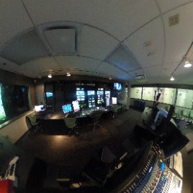 TV2 Kent State Control Room