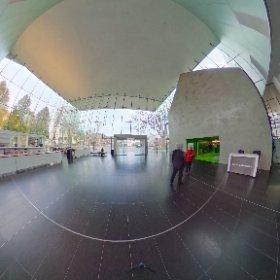 Musée National des beaux-arts Québec en 360° #theta360
