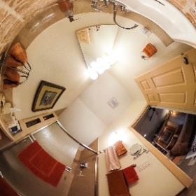 The Black Bear Inn Bunkhouse Cabin Bathroom