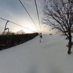 #snowboarding #Wilmont #wintersports #theta360