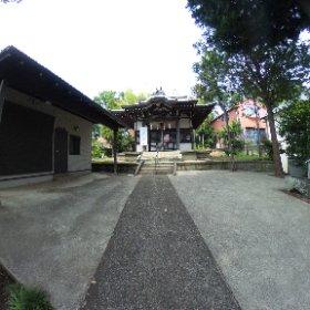 市ヶ尾八雲神社。 #theta360