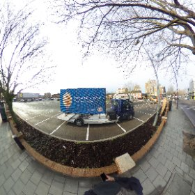 another attempt to upload a 360 pic #theta360 #theta360uk