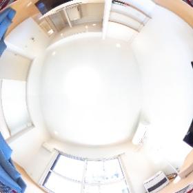 リーベンデール真駒内 202号室 居間・リビング ※家具はモデル用のものになります。 #theta360