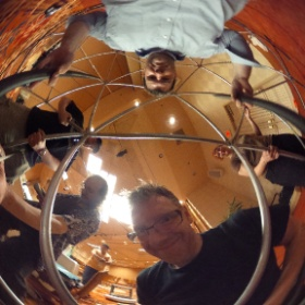Building the Freedom 360 Dome at IVRPA Las Vegas 2014 Conference
