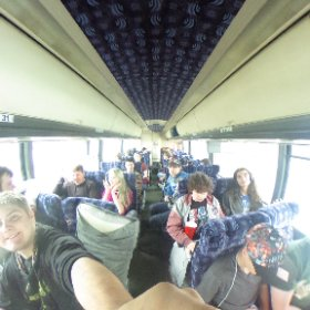 4/26  On the bus