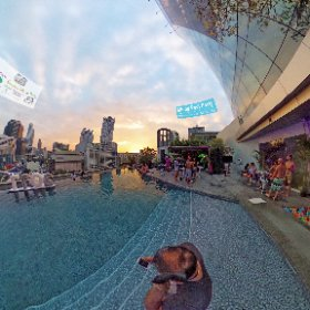Miami Pool Party Bangkok 31/12/2016 9th flr RoofTop city views 5 star Hotel comfort, SM hub https://goo.gl/8yXaqp BEST HASHTAGS   #MiamiPoolPartyDec2016  #MiamiPoolPartyBkk   #Bar9BeerGardenRooftop  #BkkSPoolParty #firefly3d
