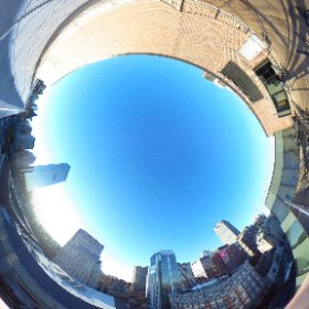 First 360 shot from the office roofdeck!