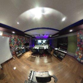 Studio 4 Control Room