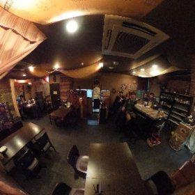 アジアン酒場しん/北越谷 #theta360