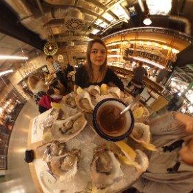 #oysters #koszyki #halakoszyki #erasmus #teachers #seafood #portroyal #theta360