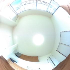 中野市小舘中古住宅1,798万円 1階LDK 360°内観写真! #中野市 #中古住宅 #不動産 #360° #theta360