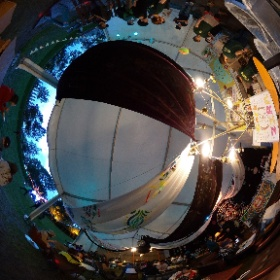 JOIN ALIVE 2018 / Alternative Garden #theta360