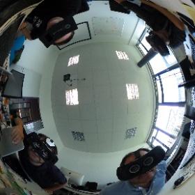 VR Hackathon Stuttgart, http://vrhackathon-stuttgart.com/    ( http://360.jams.center/ )     ---      Dream Team