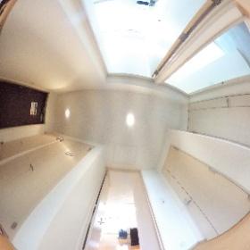 リーベンデール真駒内 202号室 玄関 #theta360