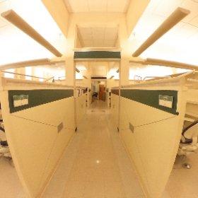 Teaching Practices Main Operatory Hallway