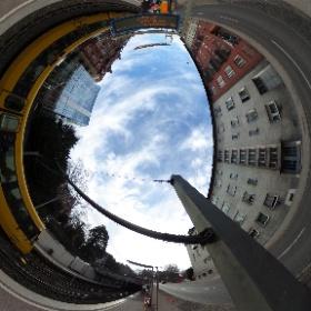 #Stuttgart #Bopser #SSB # Hohenheimerstraße #theta360 #theta360de