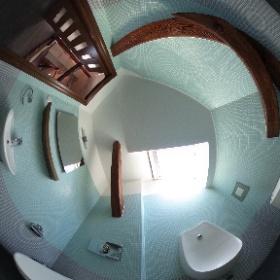 Přívozská 949/12, WC - koupelna B místnost 2 / 3.podlaží #theta360
