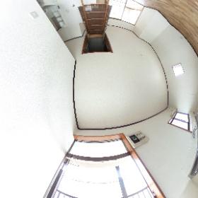 第六森喜荘201 玄関