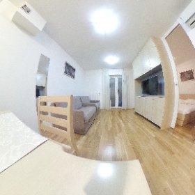 Rooms and apartments Proteus #postojna #slovenia #theta360